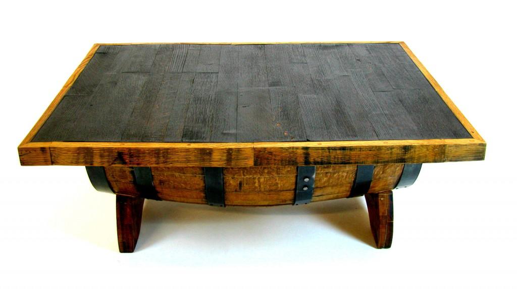 ... Bourbon Barrel Coffee Table | Hungarian Workshop - Bourbon Barrel Coffee Table By Hungarian Workshop