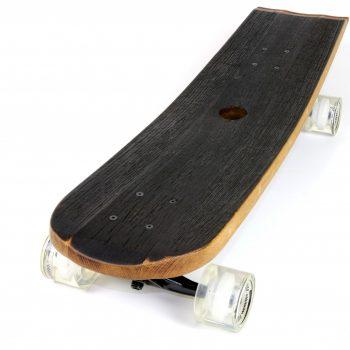 Bourbon Barrel Skateboard