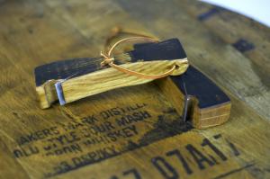 Whiskey Barrel Bottle Opener - Hungarian Workshop