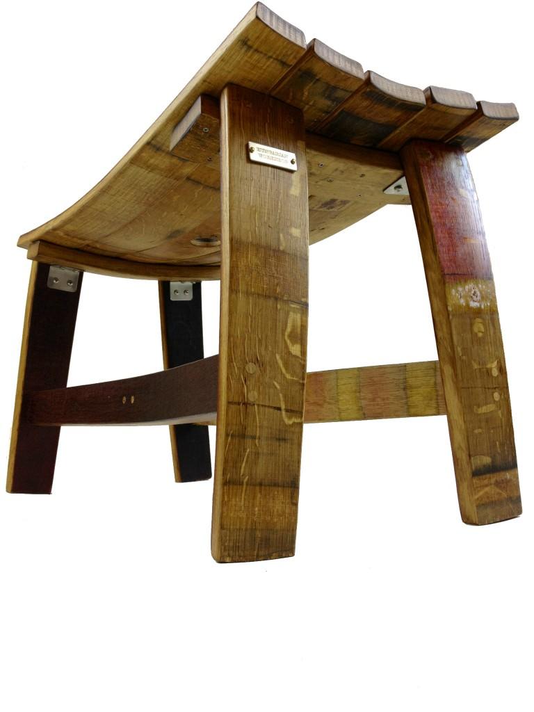 Recycled Wine Barrel Furniture Hungarian Workshop