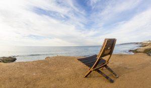 Bourbon Barrel EZ Chair | Gifts For Bourbon Drinkers