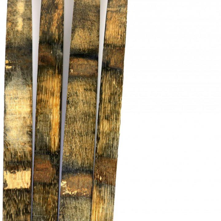 Bourbon Barrel Staves