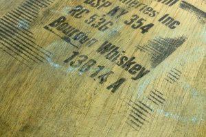 Used Whiskey Barrels
