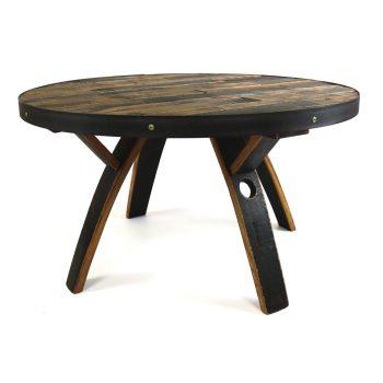 Bourbon Barrel Lounge Table