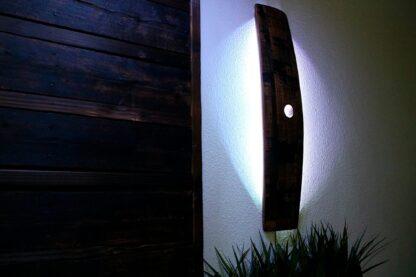 Bourbon Barrel Wall Light